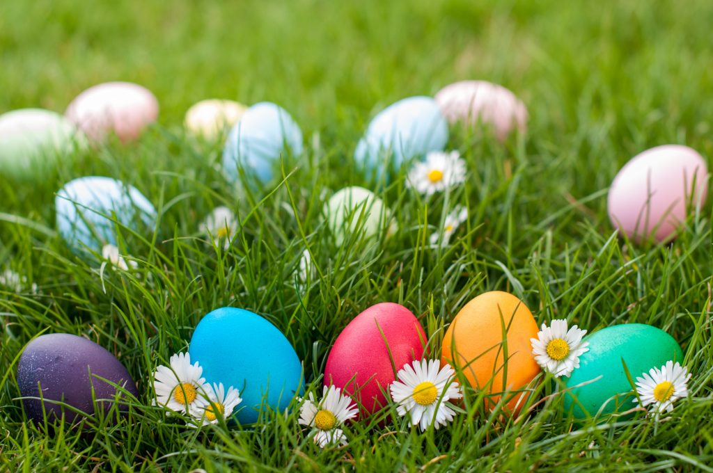 CHILDREN'S EASTER EGG HUNT @ Harmony Baptist Church (Outdoor Event)